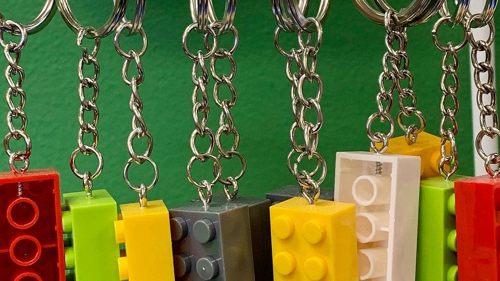 Brick Keychains