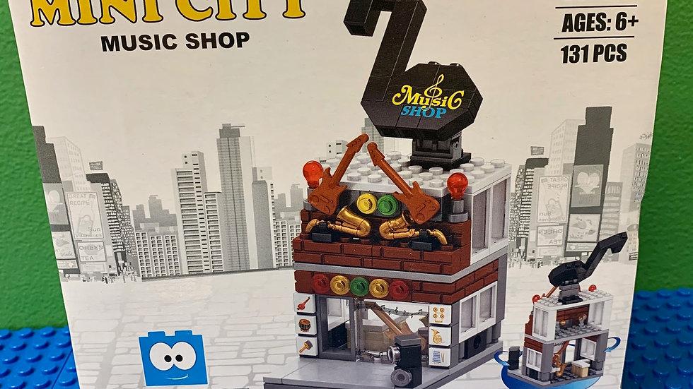 Mini City Music Shop