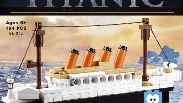 Titanic Building Set