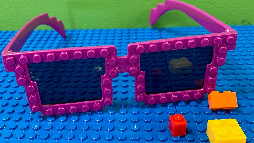 Brick Sunglass Set
