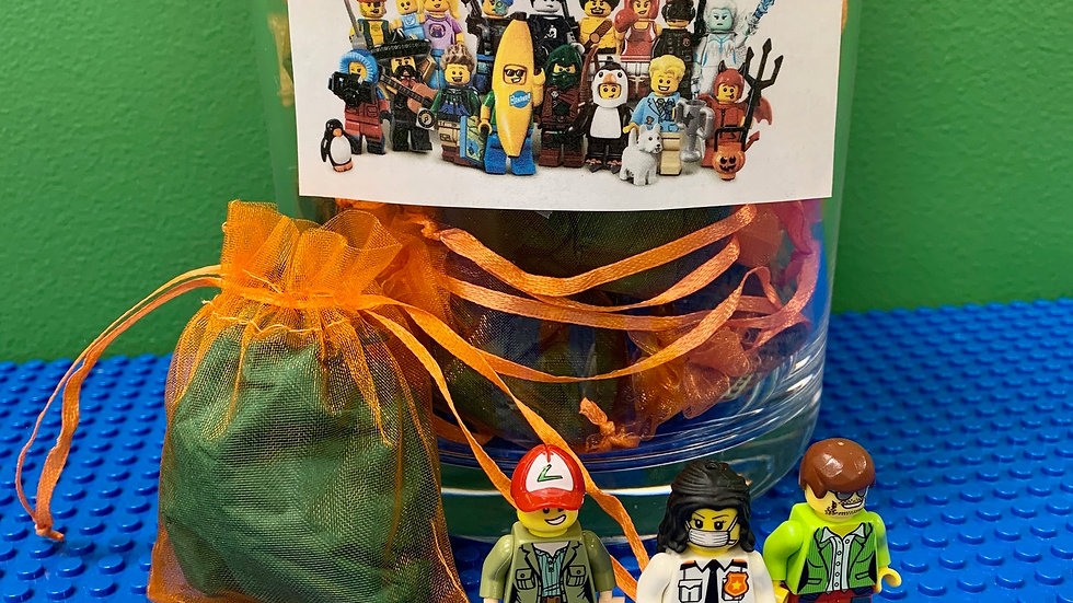 Snapology Minifigure Blind Bag