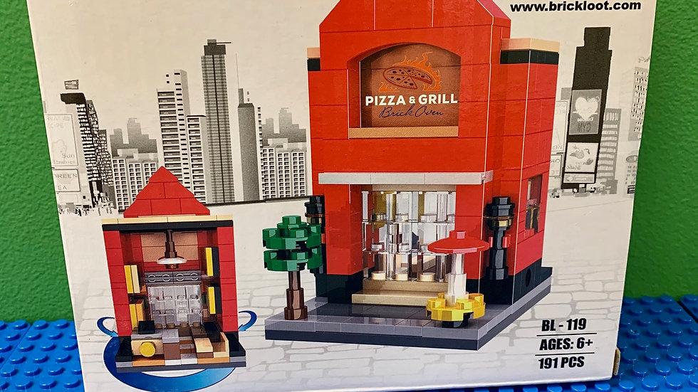 Mini City Pizza Parlor