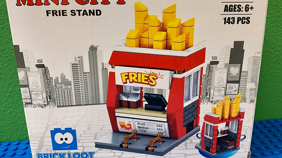Mini City- Frie Stand