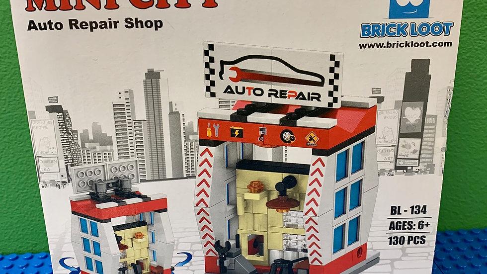 Mini City- Auto Repair Shop