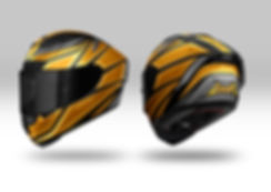 Bader helmet concept