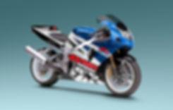 Moto et Motards Jaqueline la GEX Chosen