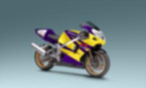 Moto et Motards Jaqueline la GEX 3