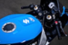 Moto et Motards Jaqueline la GEX 14