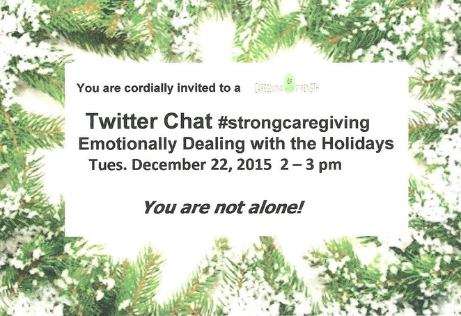 Dealing with the Holidays as a Family Caregiver - Compiled