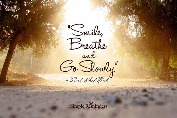 Fake It Until You Make It: Keep Smiling...