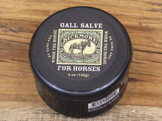 Gall Salve ( produit de soin pour blessure)