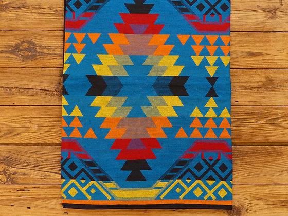 Couverture / Couvre Lit réversible motif Southwest