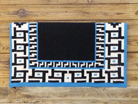 "Yucca Flat bord bleu ""Labyrinthe"""