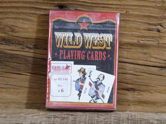 Cartes Wild West