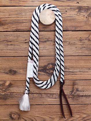 Longe sans mousqueton pour licol en corde