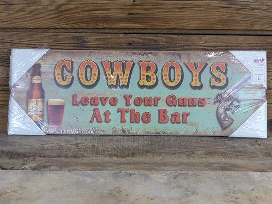 Tableau CowBoy