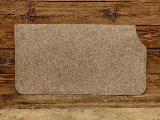 Sous tapis en feutre