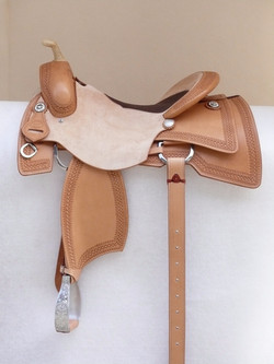 Working Cow Croix Bicycle seat
