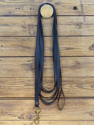 Longe Line en nylon noir