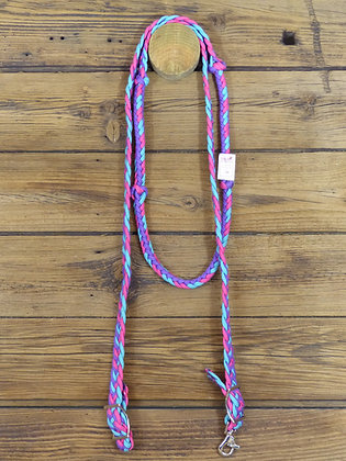 Rênes de Roping / Barrel en Nylon