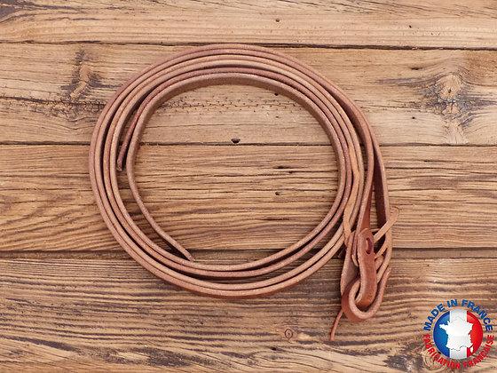 "Rênes harness leather 3/4"" ( 1.90cm)"