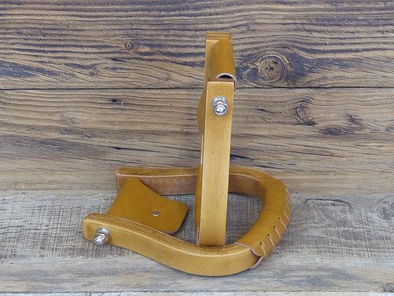 """Etriers Bois Bell 1""""(2,54 cm)"""