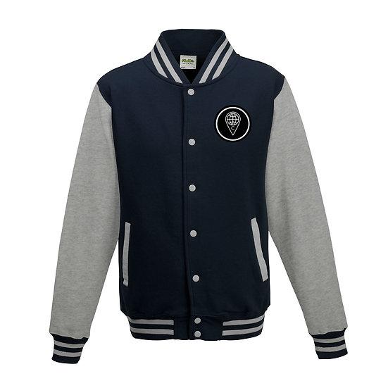 Legacy Varsity Jacket (Oxford Navy)