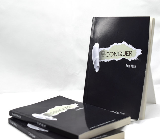 CONQUER (Challenge Book)