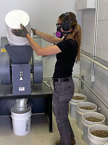 Sample Preparation Crush Size Mining Ore