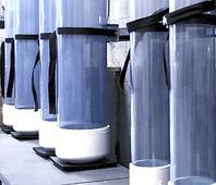 Forte Analytical Metallurgical Lab colum