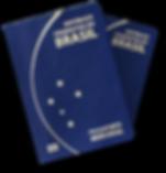 Passaporte comum para brasileiros com a You Travelling