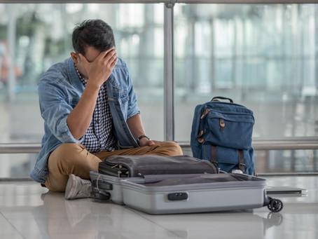 Perdi ou furtaram meu passaporte: e agora?