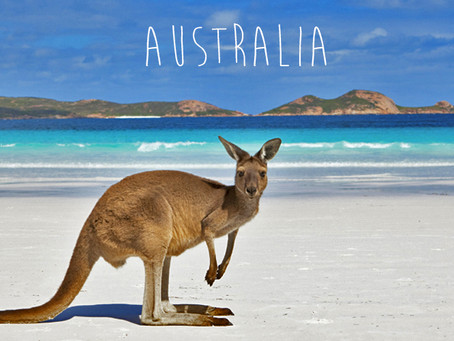 Destino final: Austrália (Parte I)
