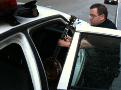 Banjos are illegal in NYC!