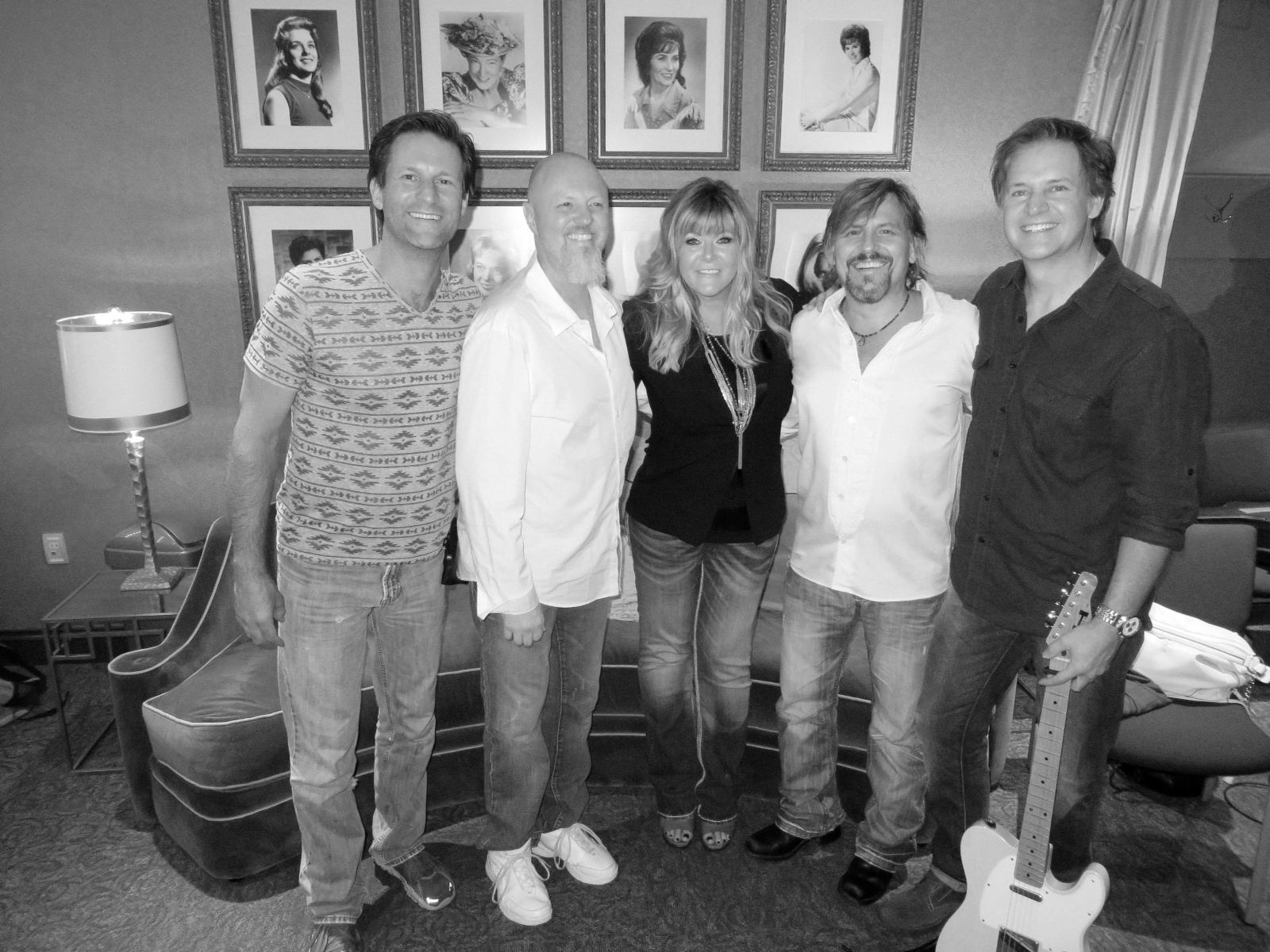 Backstage at the Opry w/Jamie O'Neal