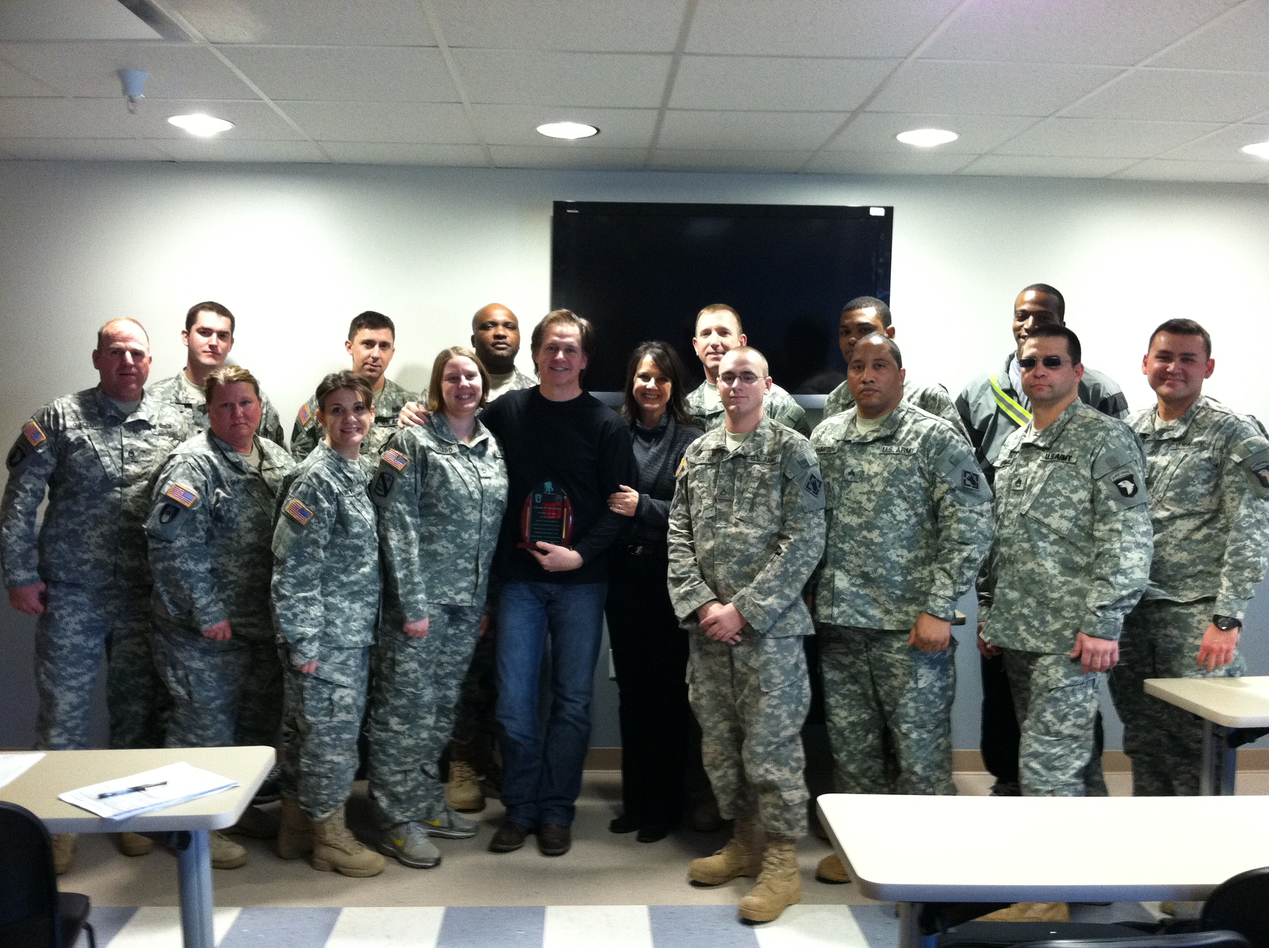 SOAR program at Fort Campbell
