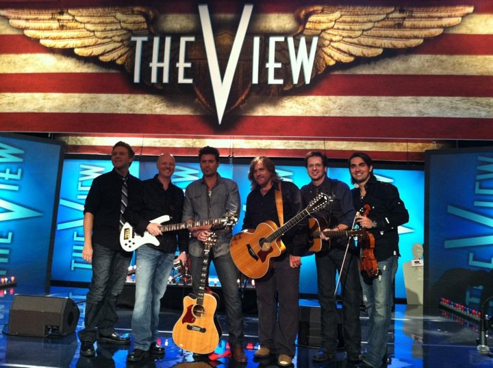 "'Some Gave All"" on the View"
