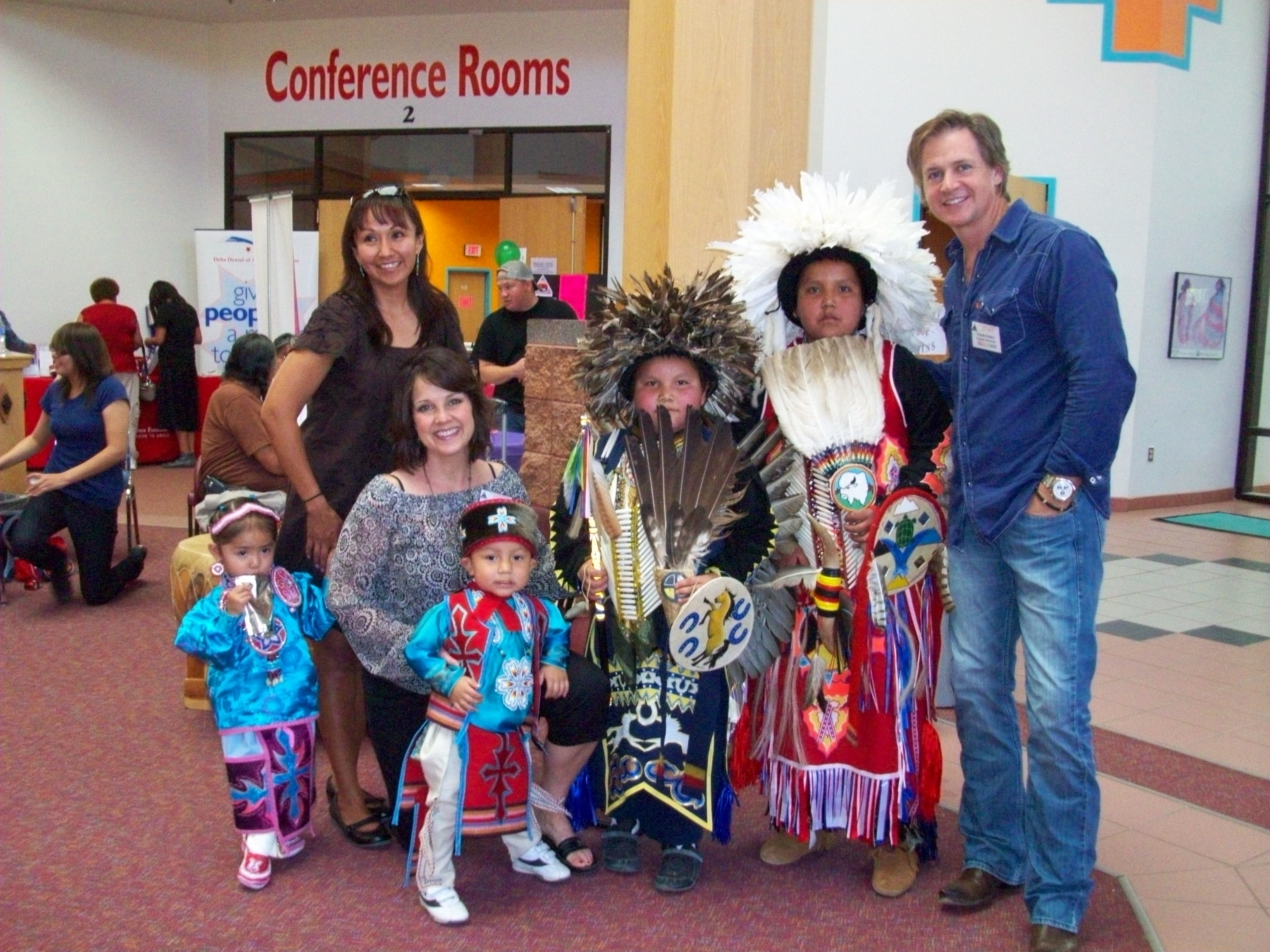 Navajo reservation cancer conference
