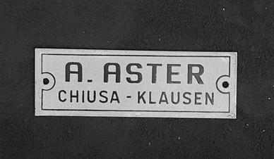 A. Aster