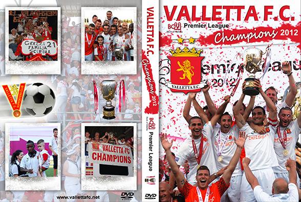 Valletta FC Champions 2011-12