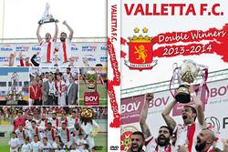 Valletta F.C. Double Winners 2013-14