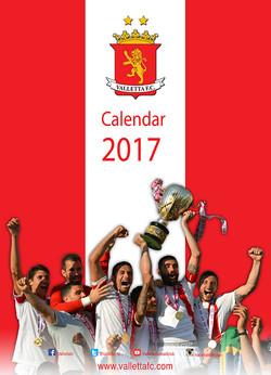 Valletta F.C. 2017 Calendar