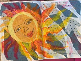 Sun of It Was You-From the Sketchbook Project 2020