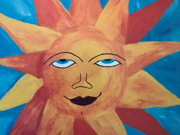 Sun of Passion