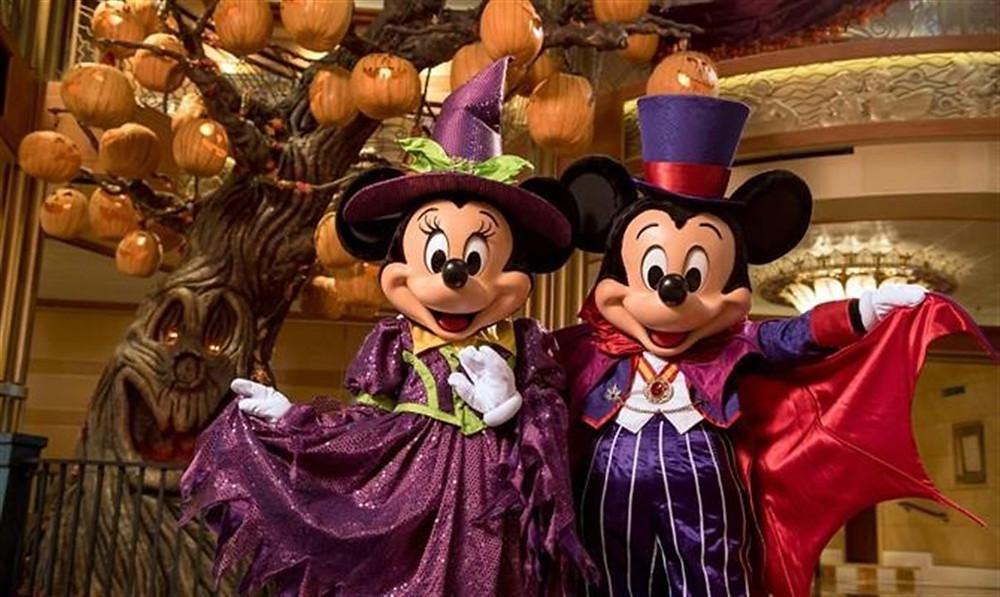 Disney Cruise Line tem festas temáticas