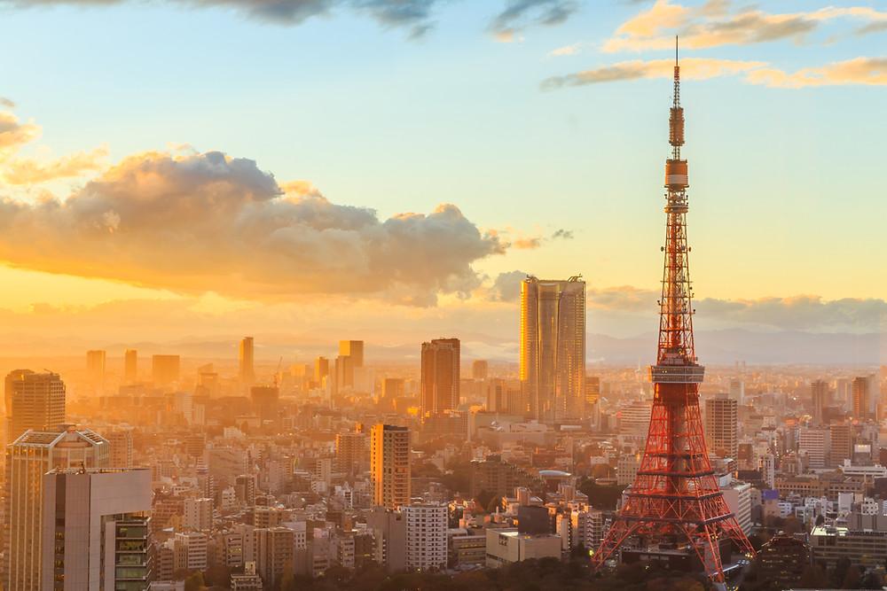 Tokyo Tower Japão