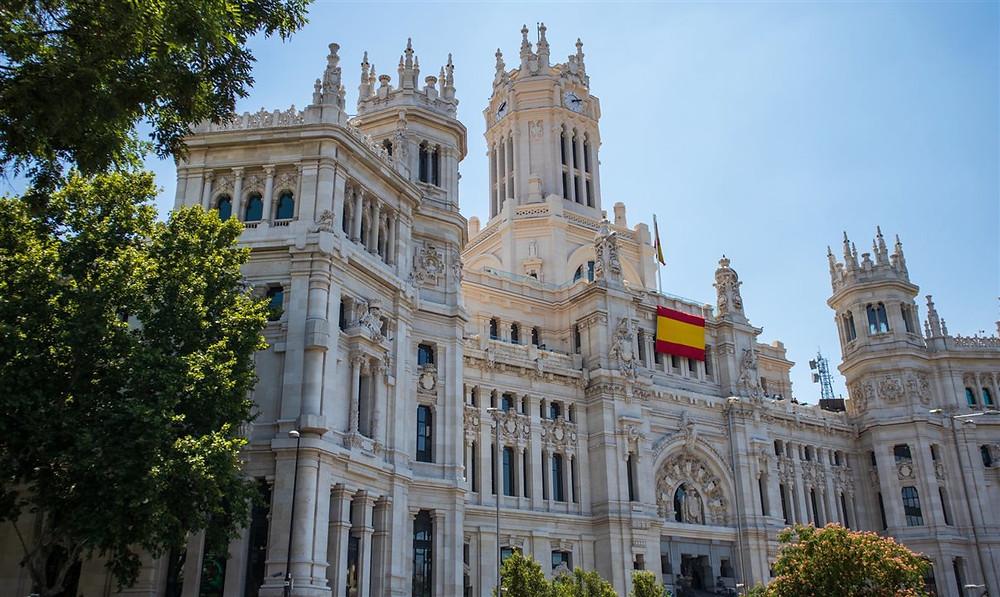 A Espanha tem o segundo maior número de infecções confirmadas de covid-19 na Europa Ocidental