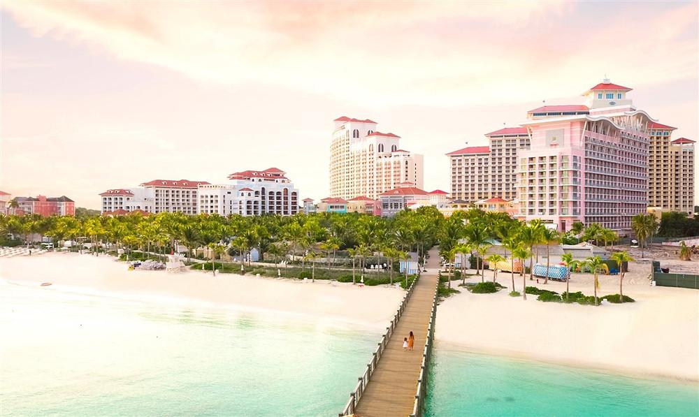 Nos últimos meses, o complexo hoteleiro investiu US$ 300 milhões em expansão