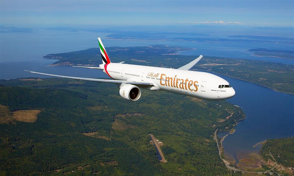 Emirates Divulgação
