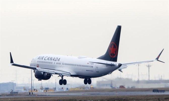 O voo São Paulo-Montreal será retomado em 12 de dezembro, com duas frequências semanais
